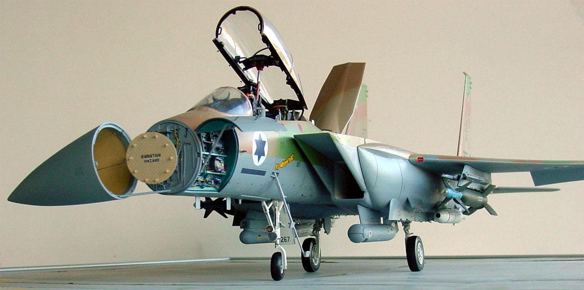 F 15 Eagle Model 1 32