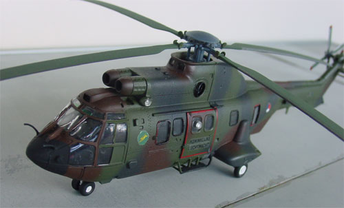 Eurocopter Cougar Helicopter Model 1 72