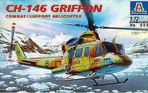 Decals Bell 412 Griffin Rescue