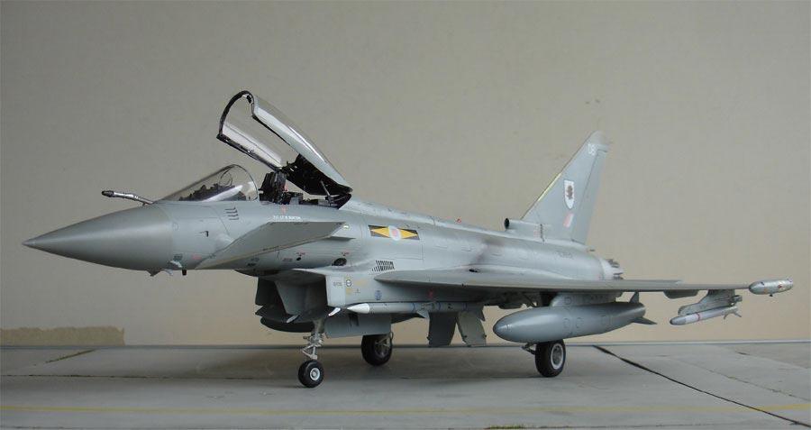 Revell Eurofighter In 1 32