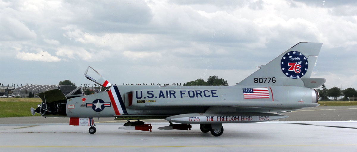 Convair F 106 Delta Dart