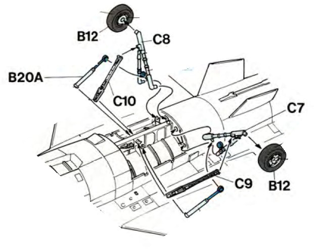 F 16 Models