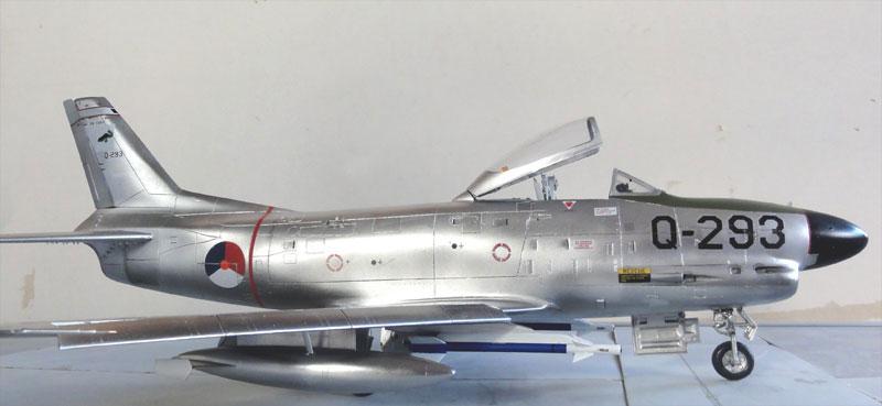 North American F-86K Sabre 1/32
