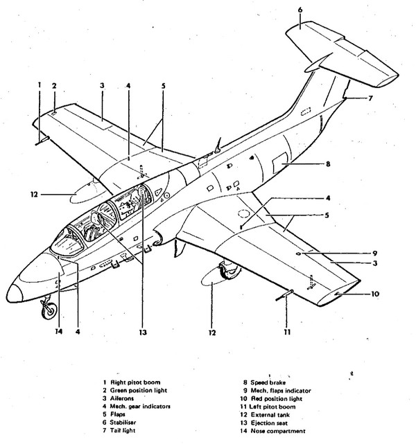 Aero L 29 Aircraft Information And Manuals