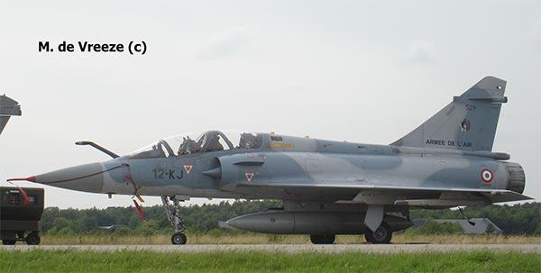 Dassault Mirage 2000 in 1/72