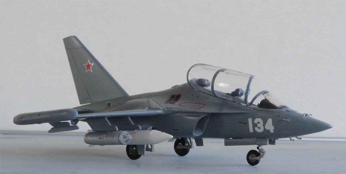 Yakovlev Yak-130 Trainer Of AMODEL